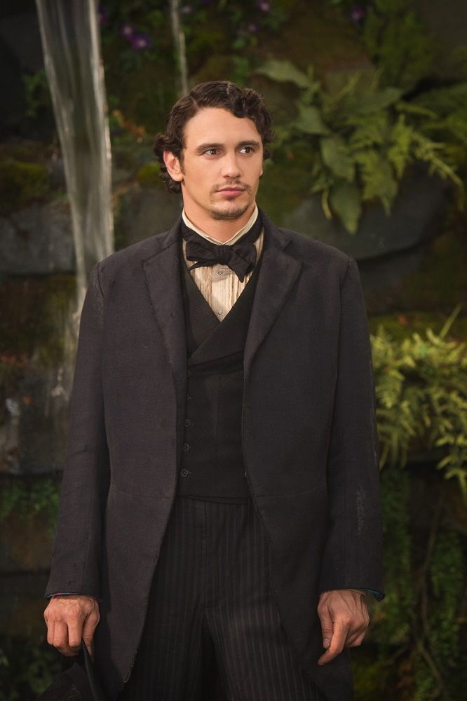 James Franco in Oz the great and powerful