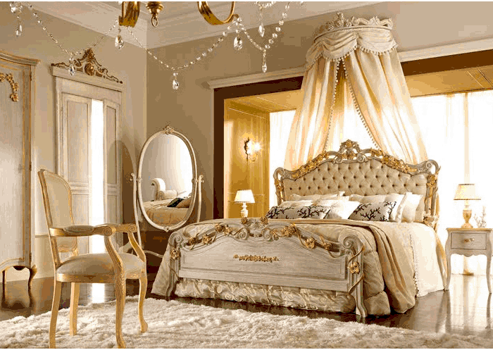 FRENCH BEDROOM FURNITURE MODENA French style bedroom