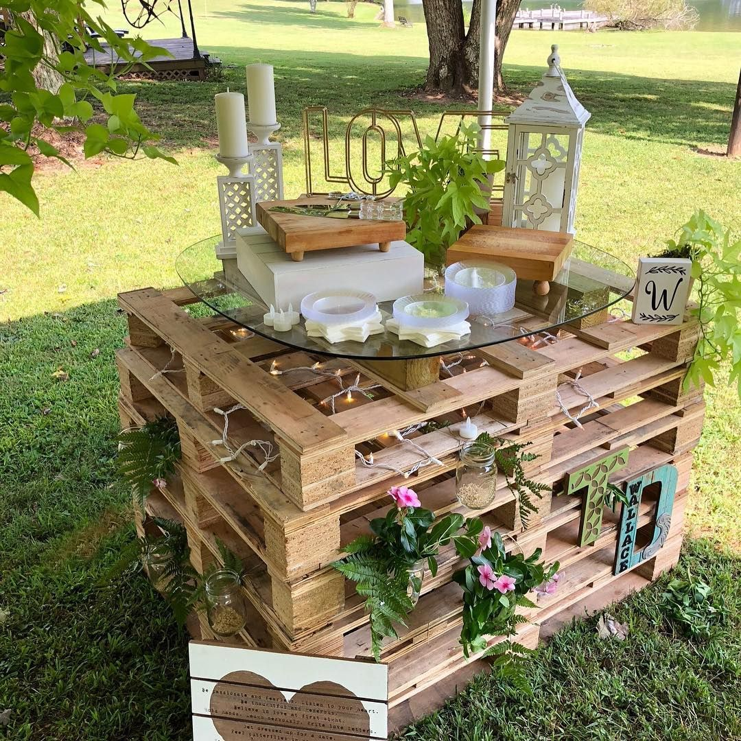 Awesome Diy Recycled Wood Pallet Garden Planter Projects Pallet