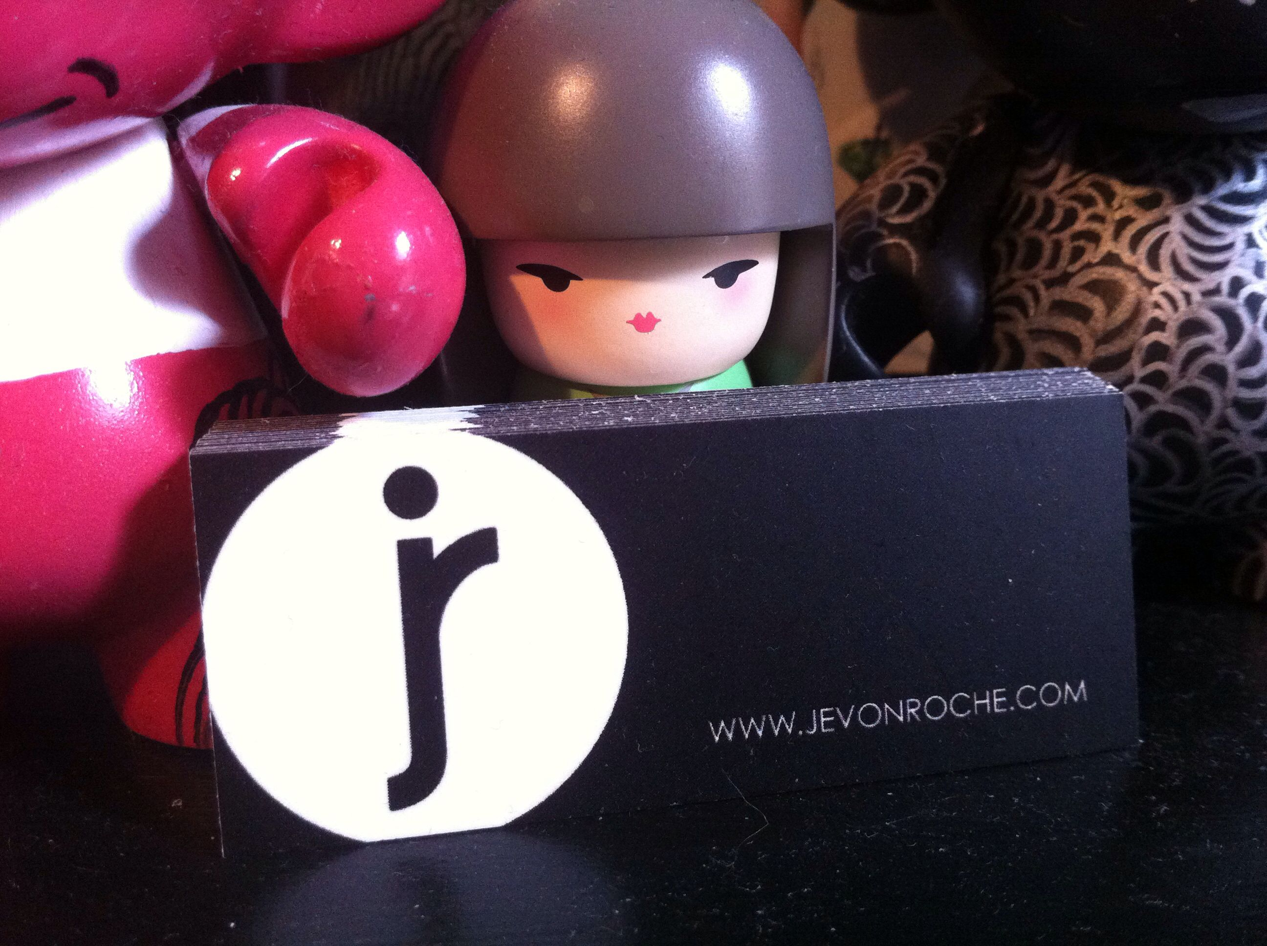 mini business cards made by jroché pinterest