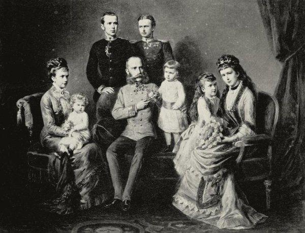 Pin auf Sissy (Kaiserin Elisabeth)