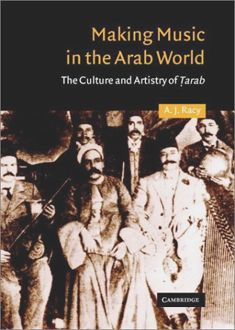 Making Music in the Arab World, Dr. A.J. Racy. A favorite tome!