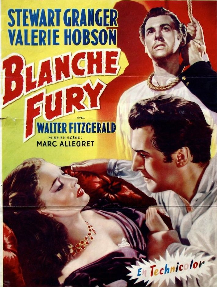 """Blanche Fury"" (1948)"