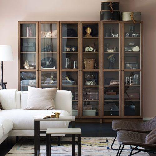 rangement salle manger meubles de rangement vitrines ikea se rapportant vitrine salle manger