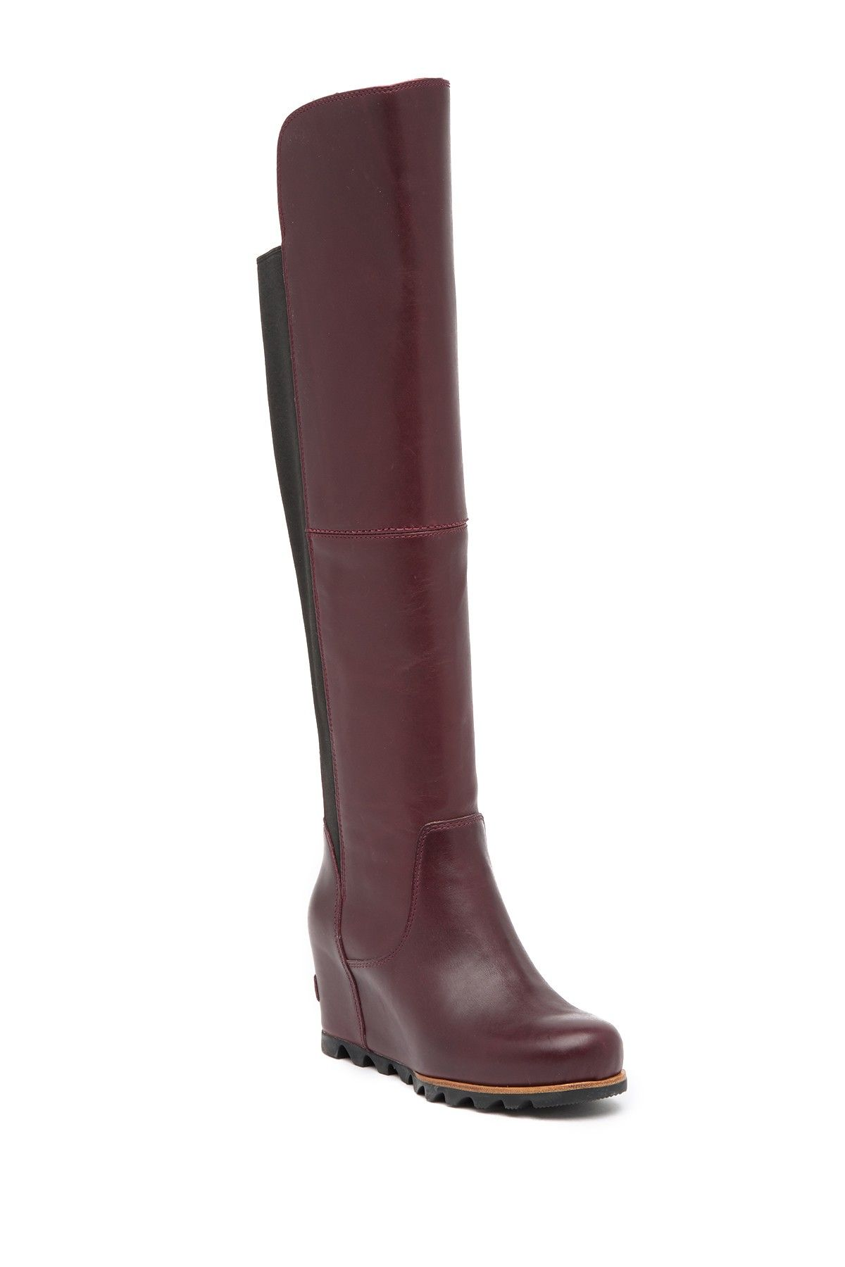 speical offer the cheapest separation shoes Sorel | Fiona Over-the-Knee Lux Waterproof Leather Boot | Boots ...