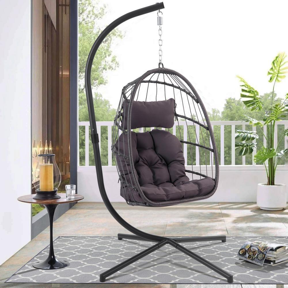 Designs Vasilia Aluminum Patio Swing