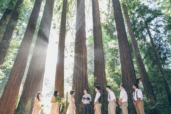 california camp wedding with western details remesl svadba a svadba v lese