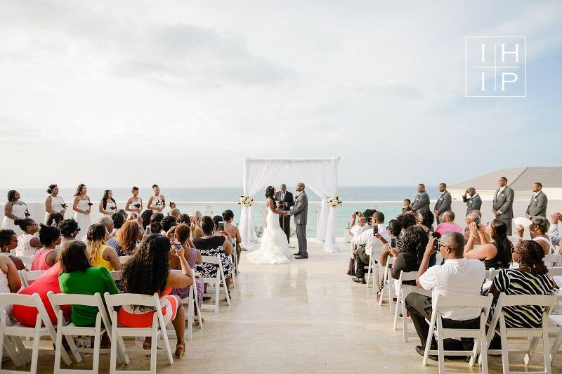Hyatt Ziva Rose Hall Weddings Jamaica Wedding Rose Hall