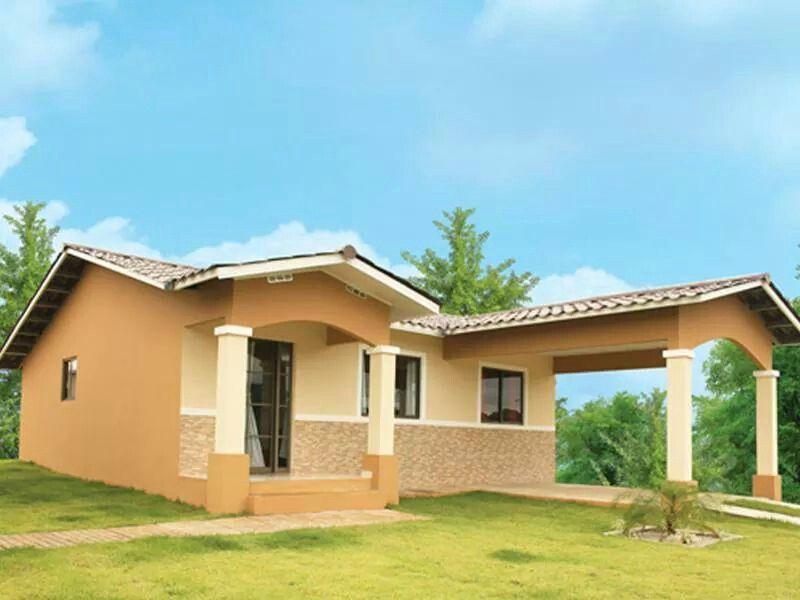Casas En Panama House Styles 2bhk House Plan House