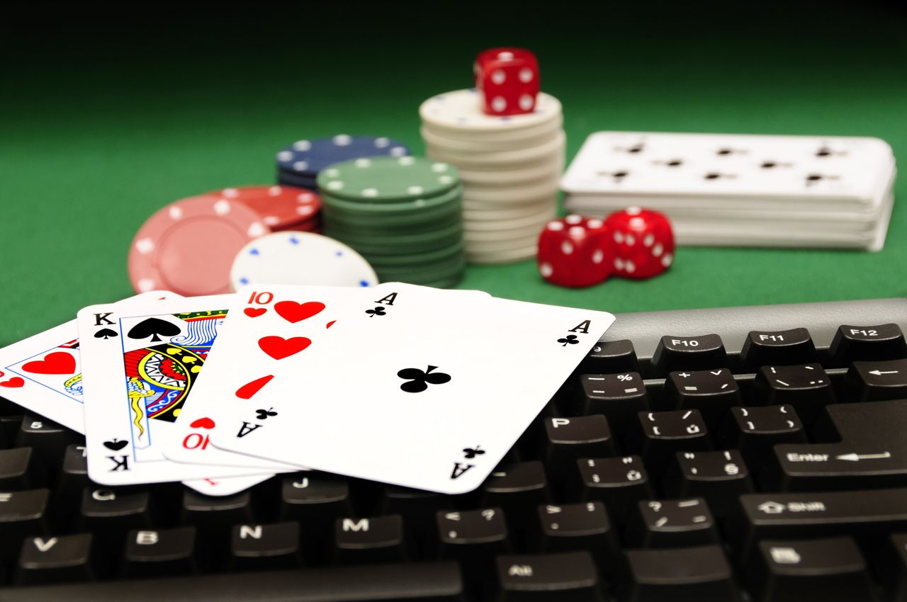 The number of online casino players is increasing year by