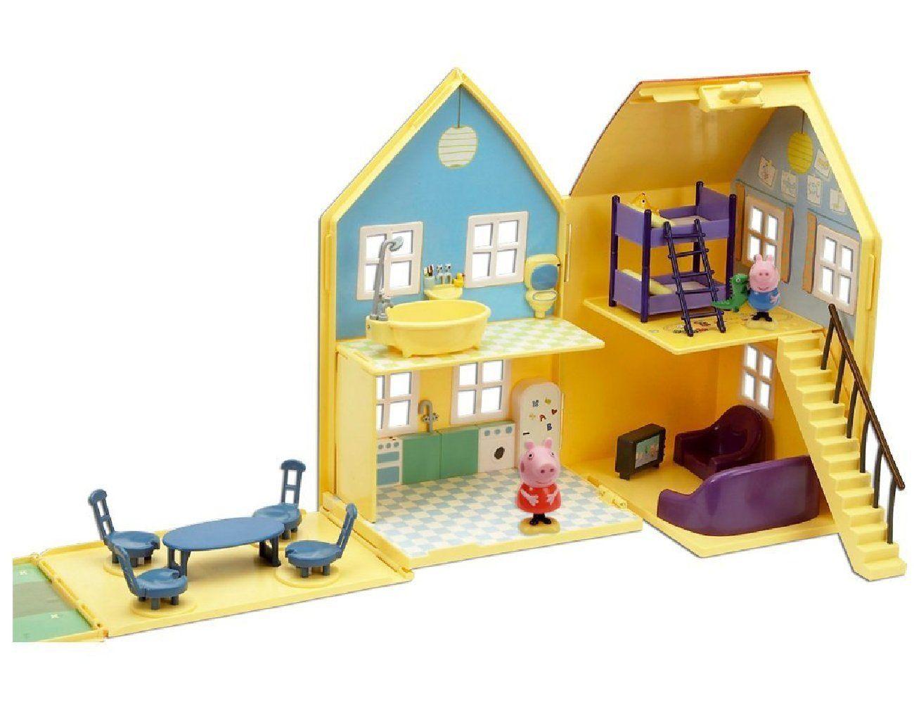 Der Spielzeugtester Hat Das La Casa De Peppa Pig Cv16 Angeschaut Und Empfiehlt Es Hier Im Shop Spielzeug Gibt Es Ohne Ende In 2020 Spielhaus Spielsachen Verschenken