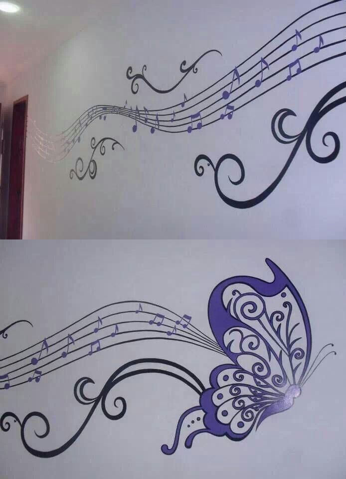 Vinilos decorativos wall art Pinterest Vinilos, Vinil y Vinil