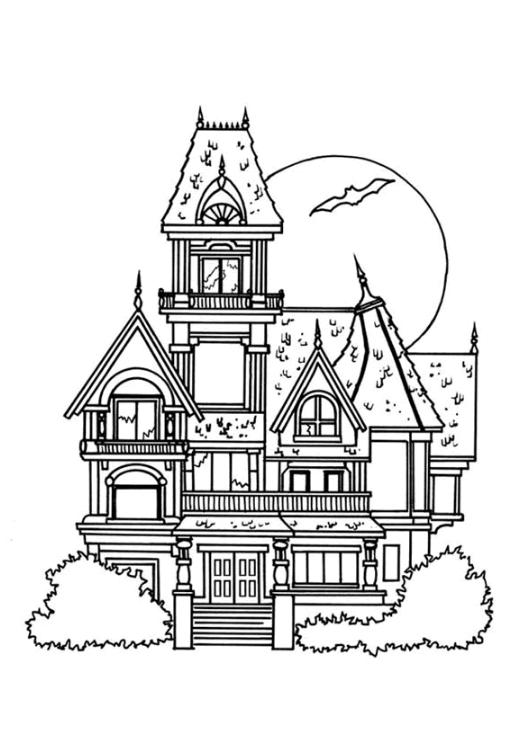 Dessin De Maison Facile 014 05 Choosewell Co Maison Dessin Coloriage Maison Le Manoir