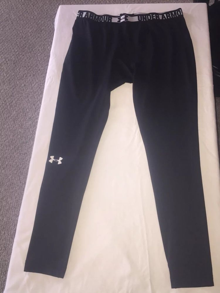 Men/'s Compression Under Base Layer Sports Armour Short Tights Running Yoga Pants