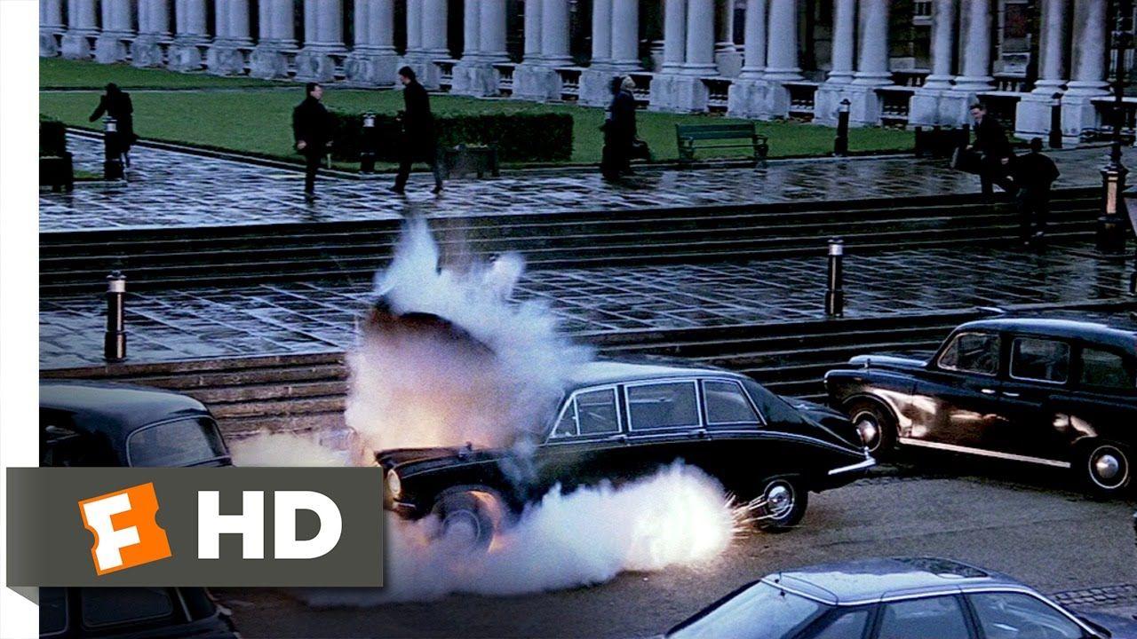 Patriot Games (1/9) Movie CLIP London Ambush (1992) HD