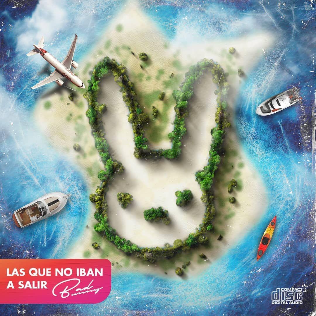 Las Que No Iban A Salir Bad Bunny Cover No Oficial Badbunnypr En 2020 Bad Bunny Instagram Sal