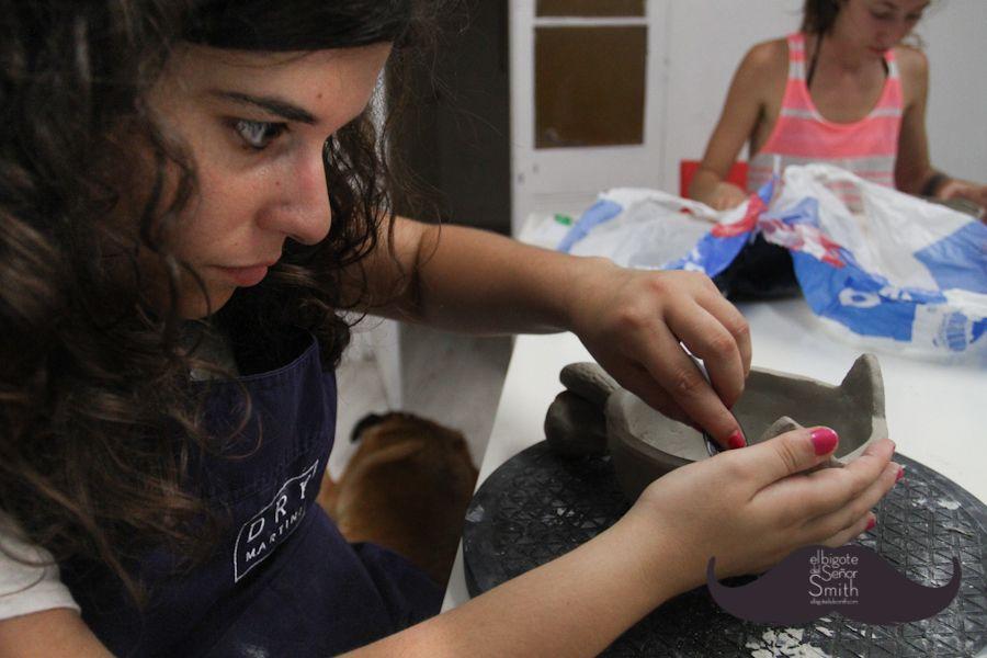 taller cerámica