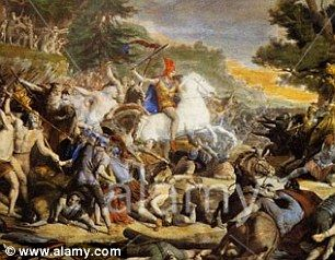 In 9ad Varus The Roman Governor Of Germania Was Lured Into An Ambush By Arminius A Romanised German And Officer Of An Auxi Ancient Rome Battlefield Cavalry