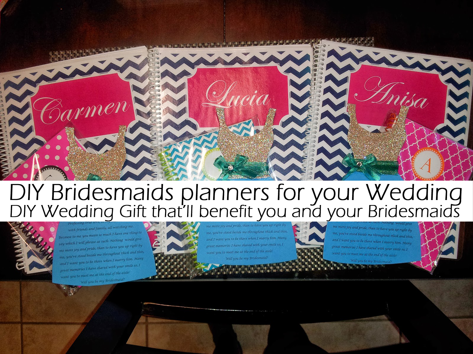 Diy Bride To Make Your Own Wedding Planner Free