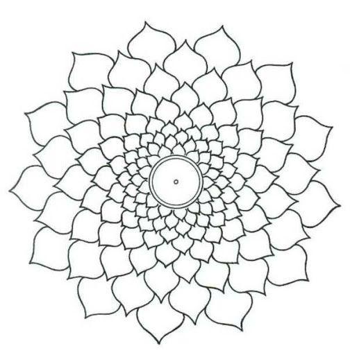 diseo de flores para colorear  Buscar con Google  Catecismo