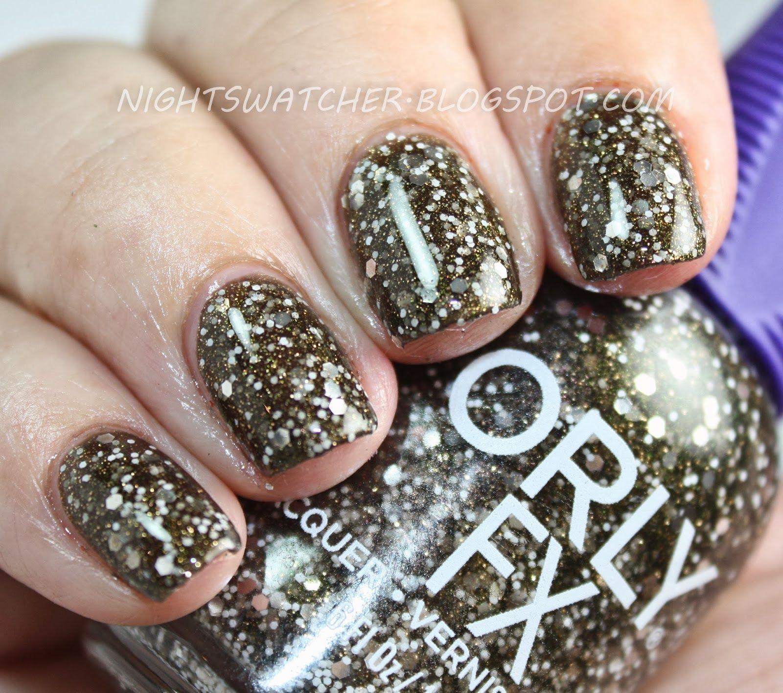 Orly Galaxy FX Star Trooper | NAIL ART | Pinterest