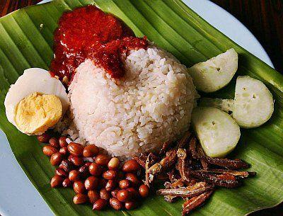 School Lunches Around The World Nasi Lemak Malaysian Food Food