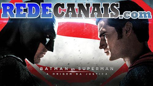 Batman Vs Superman A Origem Da Justica Dublado 2016 1080p