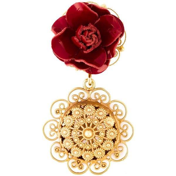 Dolce & Gabbana Locket clip-on earrings lMpXKZTtZ