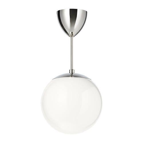 Holjes Suspension Blanc Lampe Suspendue Luminaire Suspension Ikea
