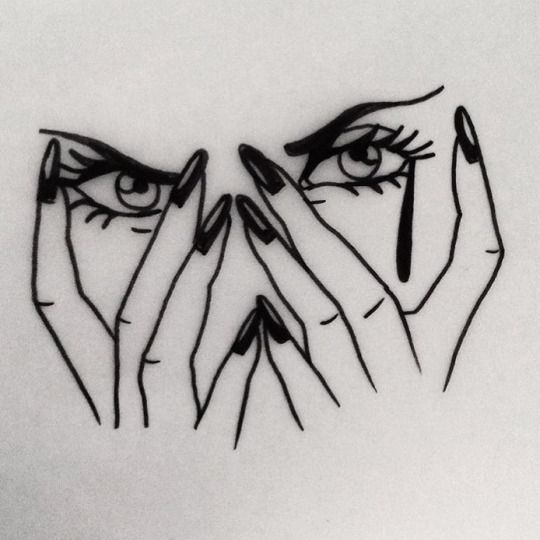 it's a drawing, but would be an awesome tattoo! | Britt