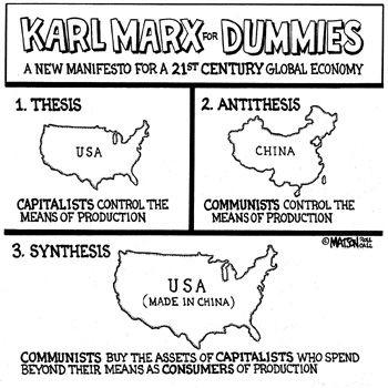 Karlmarxpoliticalcartoon  News   Karl Marx Sociology Politics Karlmarxpoliticalcartoon Sample Essay Thesis also Hiring Writer  High School Admissions Essay