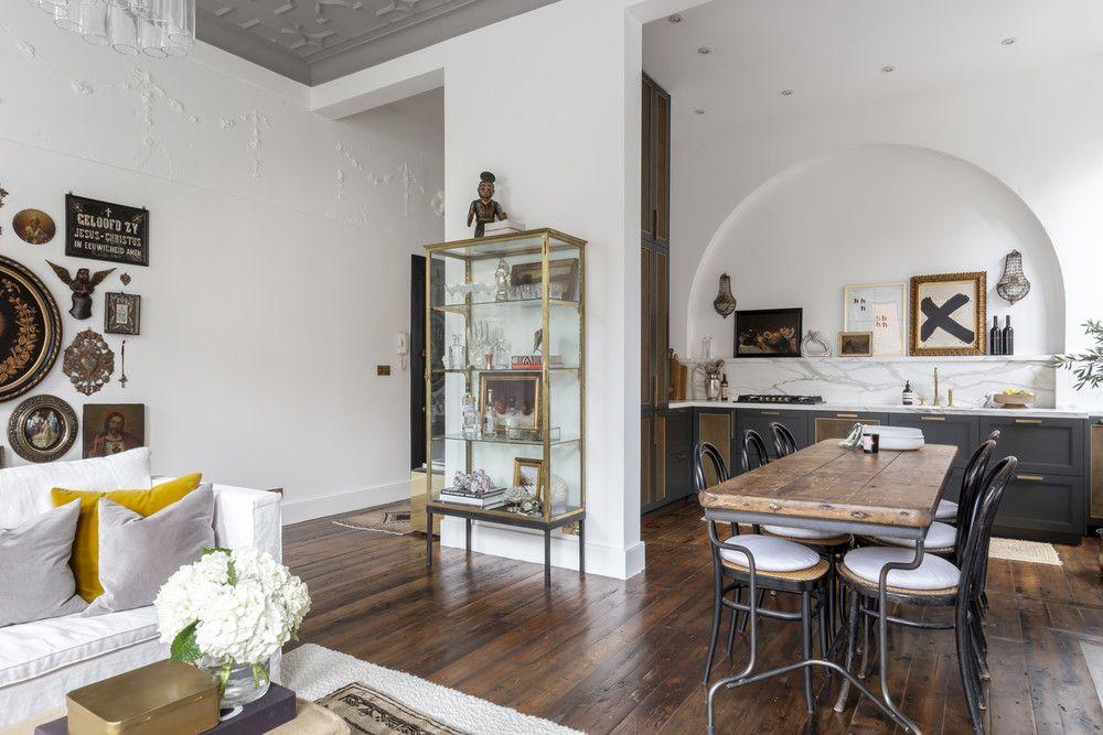 Cet appartement à Londres a une décoration digne de Pinterest - PLANETE DECO a homes world en ...