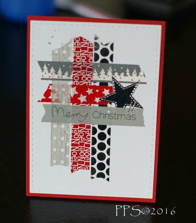 Jeu de Noël # 4   LiliScrap | Jeux noel, Carte de voeux noel