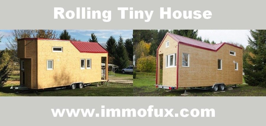 haus auf radern mobiles minihaus rolling tiny house informationen und angebote ein ist kleines diese mobilen minihauser oder osterreich