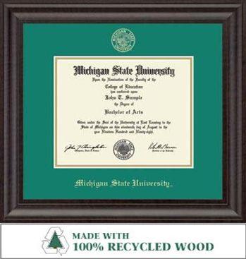 Acadia Diploma Frame | Diplomas