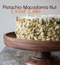 TheLittleEpicurean_pistachio macadamia carrot cake