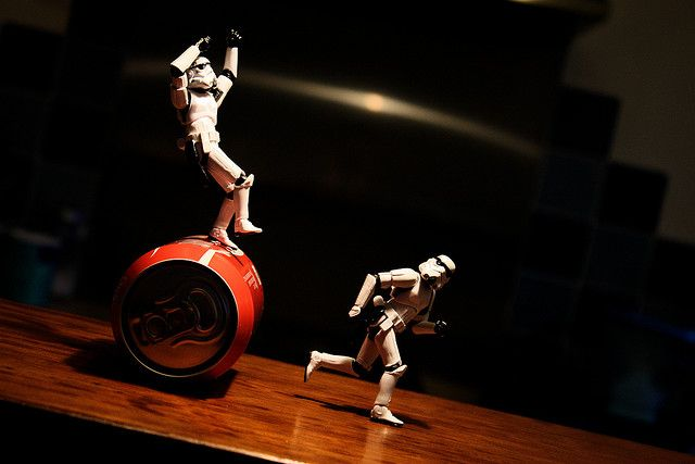 Run for your life | Stormtroopers 365 > Day 357/365 by Stéfan