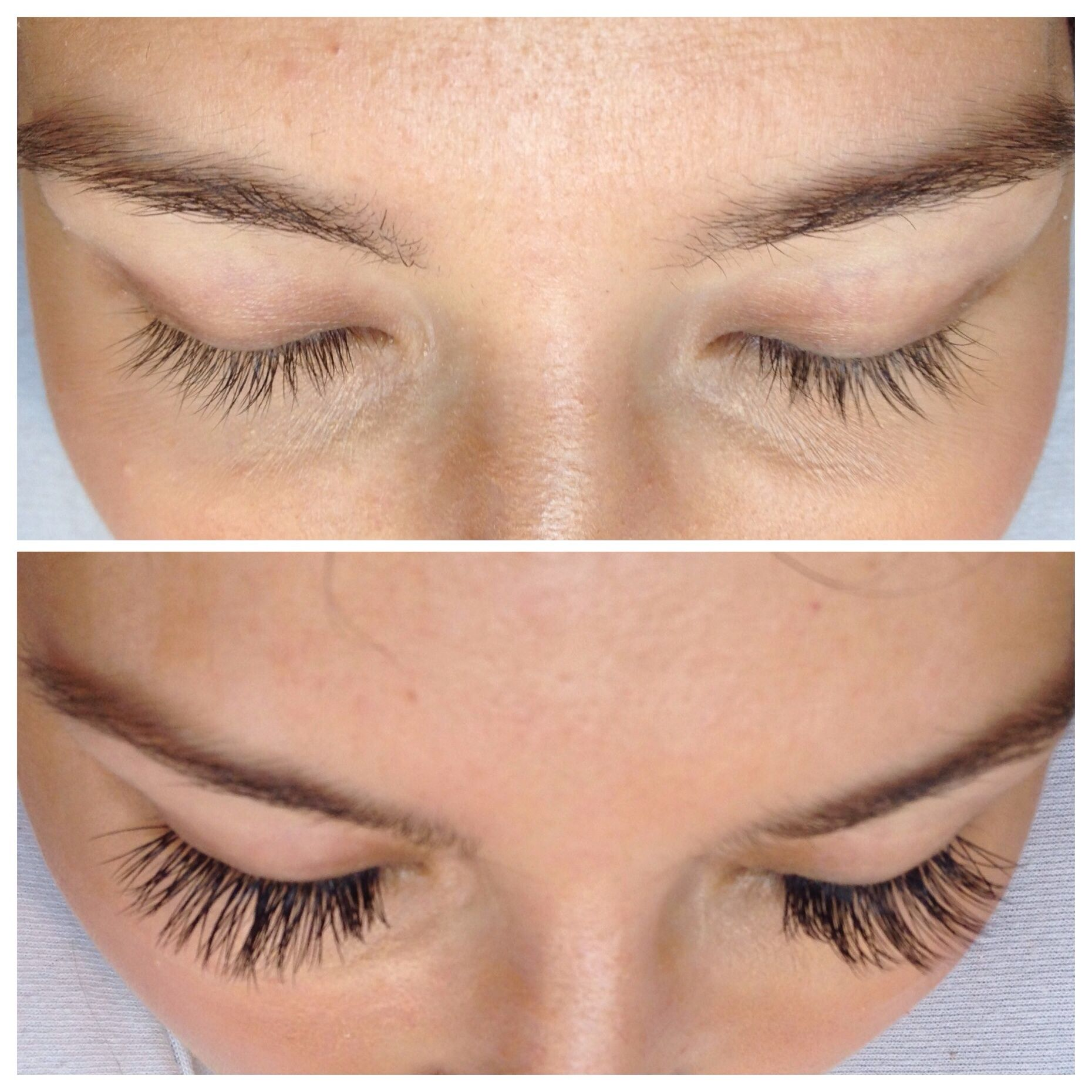 56940ea341f Sparse, uneven lashes can be turned into sexy, fluttery lashes in a couple  of hours!