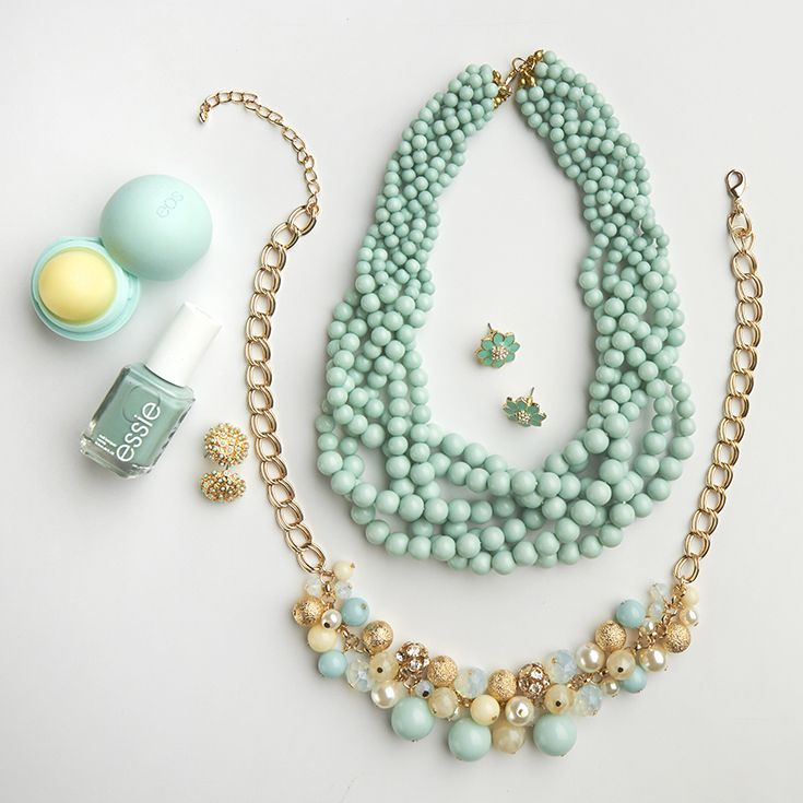 Mint pastels are the perfect spring accessory. Click to read more on the blog. #MeijerStyle
