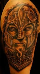 Billede fra http://euphoriatattoos.com/wp-content/uploads/2014/01/Viking-Tattoo-Thor-Hammer-Mythology.jpg.