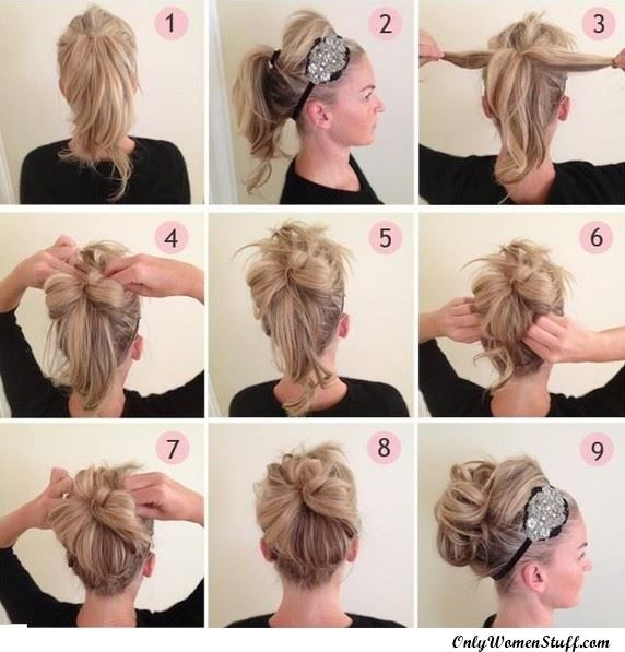 15 Easy Prom Hairstyles Updos That Ll Steal The Show Simple Prom Hair Thick Hair Styles Diy Hairstyles