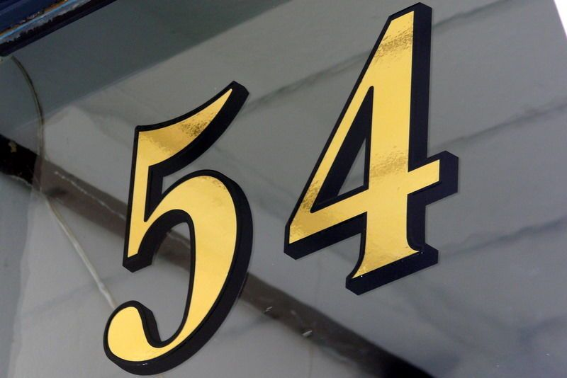 Details About Gold Leaf Fanlight Transom House Numbers For Victorian Front Door Fanlights Victorian Front Doors Front Door Numbers House Front Door