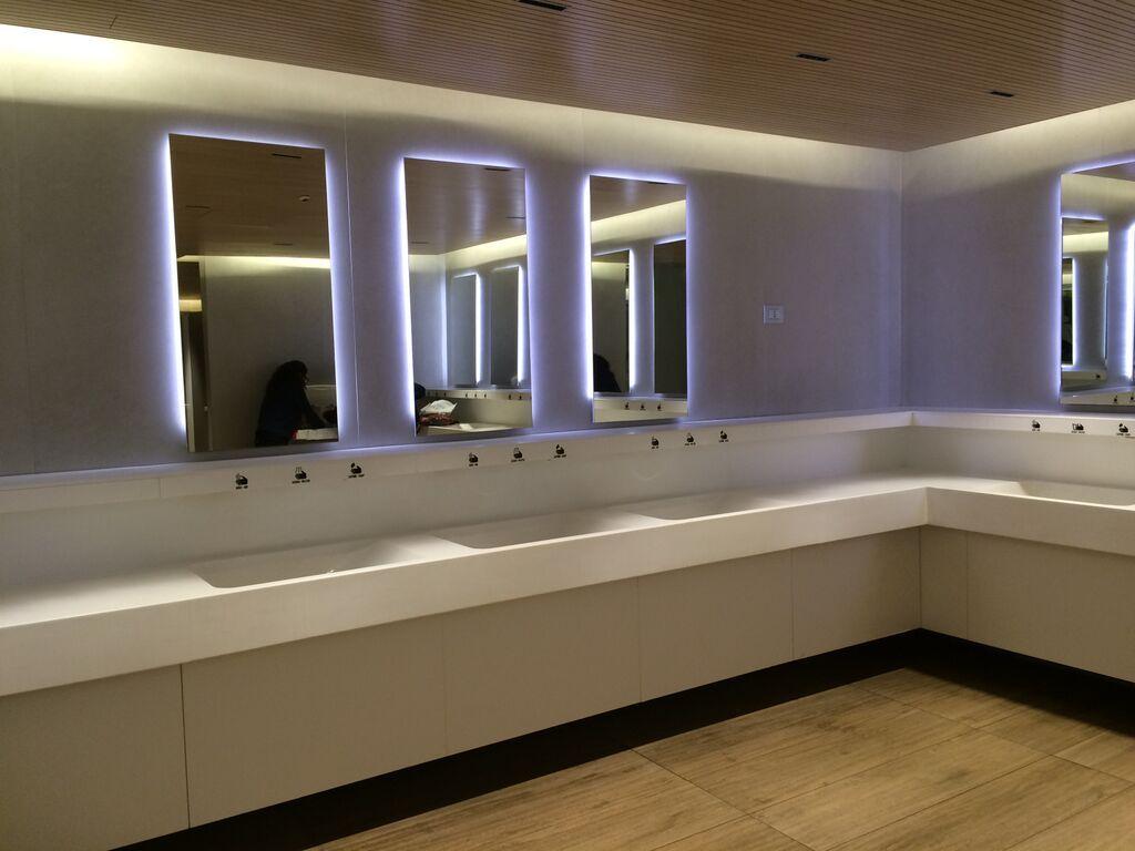 #Restrooms #Sanitaires Ciampino airport,Italie