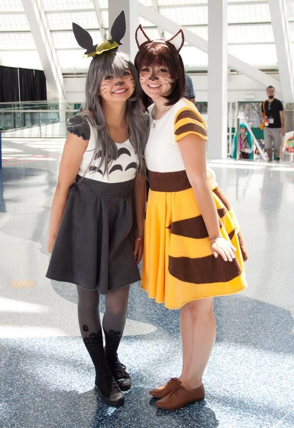 Cosplay, OMG @mrsbobbitt29 you could be totoro & i could be teto!!! :O <3