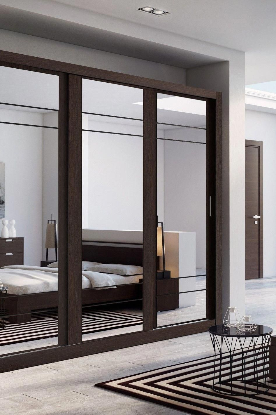 Toups 3 Door Sliding Wardrobe The Toups Sliding Wardrobe Is The Ideal Addition For Any Bedroo Sliding Wardrobe Mirrored Wardrobe Doors Sliding Wardrobe Doors