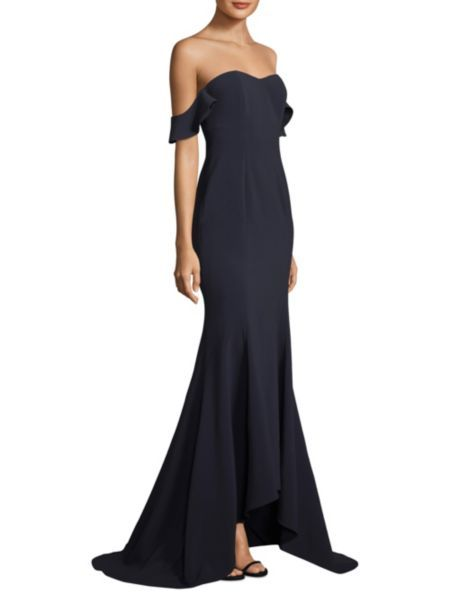d48a31bc7771 LIKELY - Sunset Off-The-Shoulder Gown