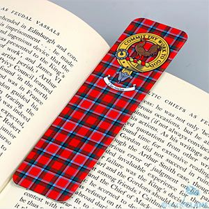 Scotland F.A CREST Personalised Bookmark
