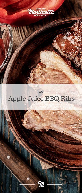 recipe: bbq ribs apple juice [28]