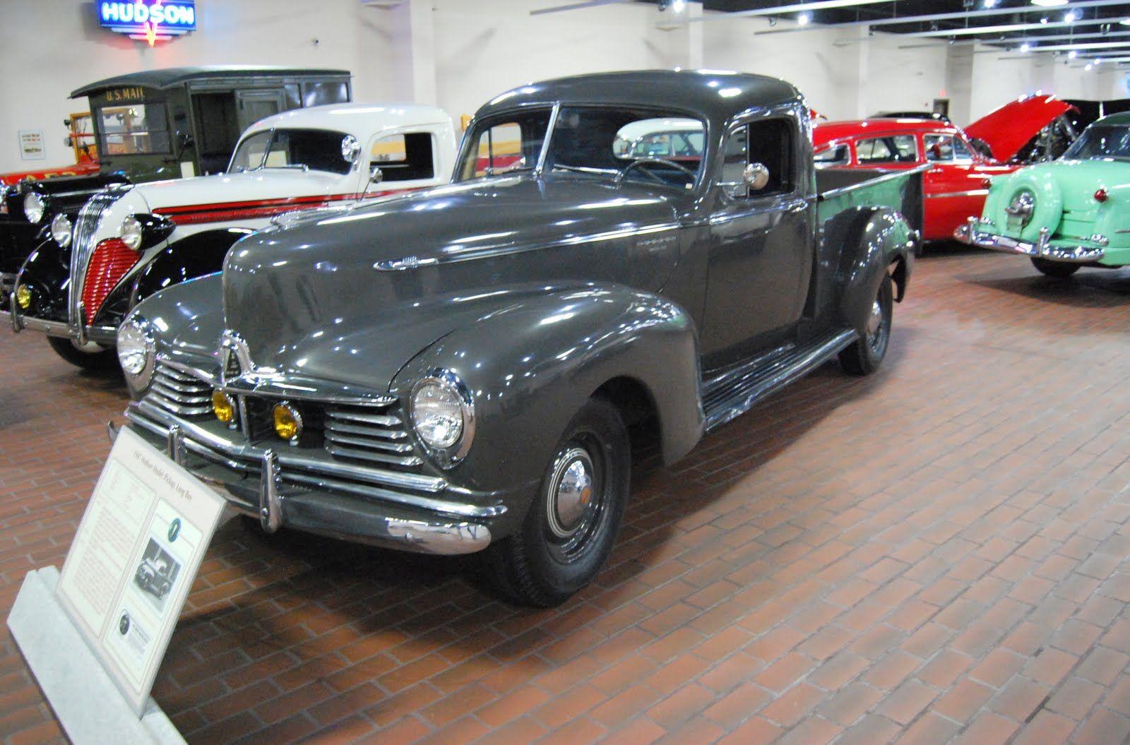 1947 Hudson Long Boy pickup   Classic Marques - Hudson   Pinterest ...