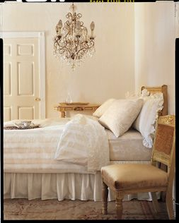 Archived image of Simply Shabby Chic Champagne Grace Bedding.